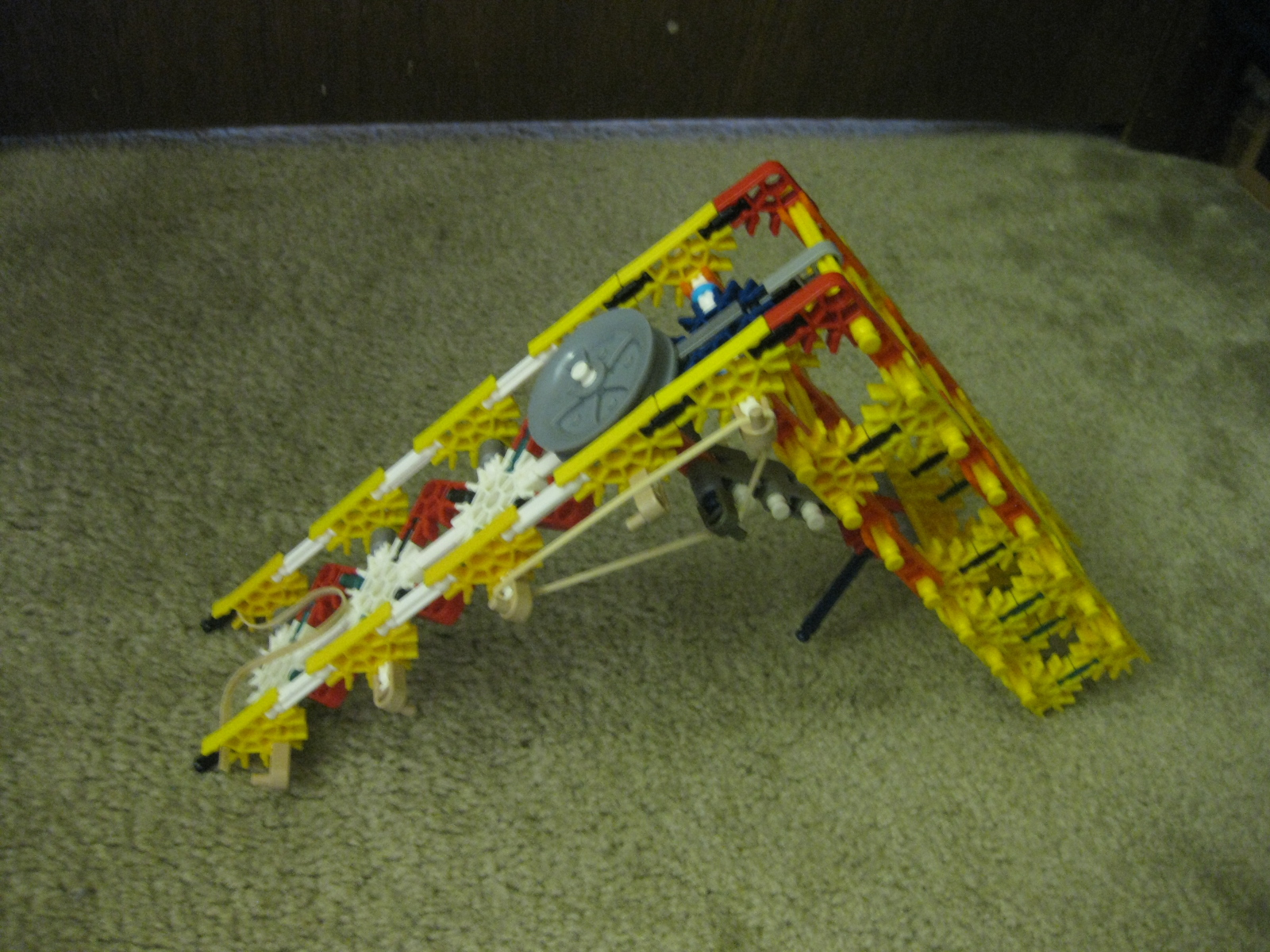Picture of Knex Disc Launcher
