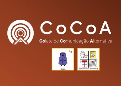 Projeto CoCoa: Um  Colete De Comunicação Alternativa
