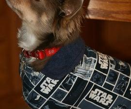 Reversible Dog Coat