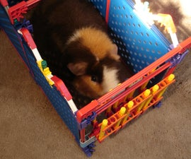 Knex Guinea Pig Trap