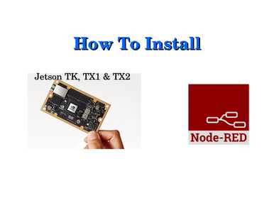How to Install Node-RED on Jetson Boards