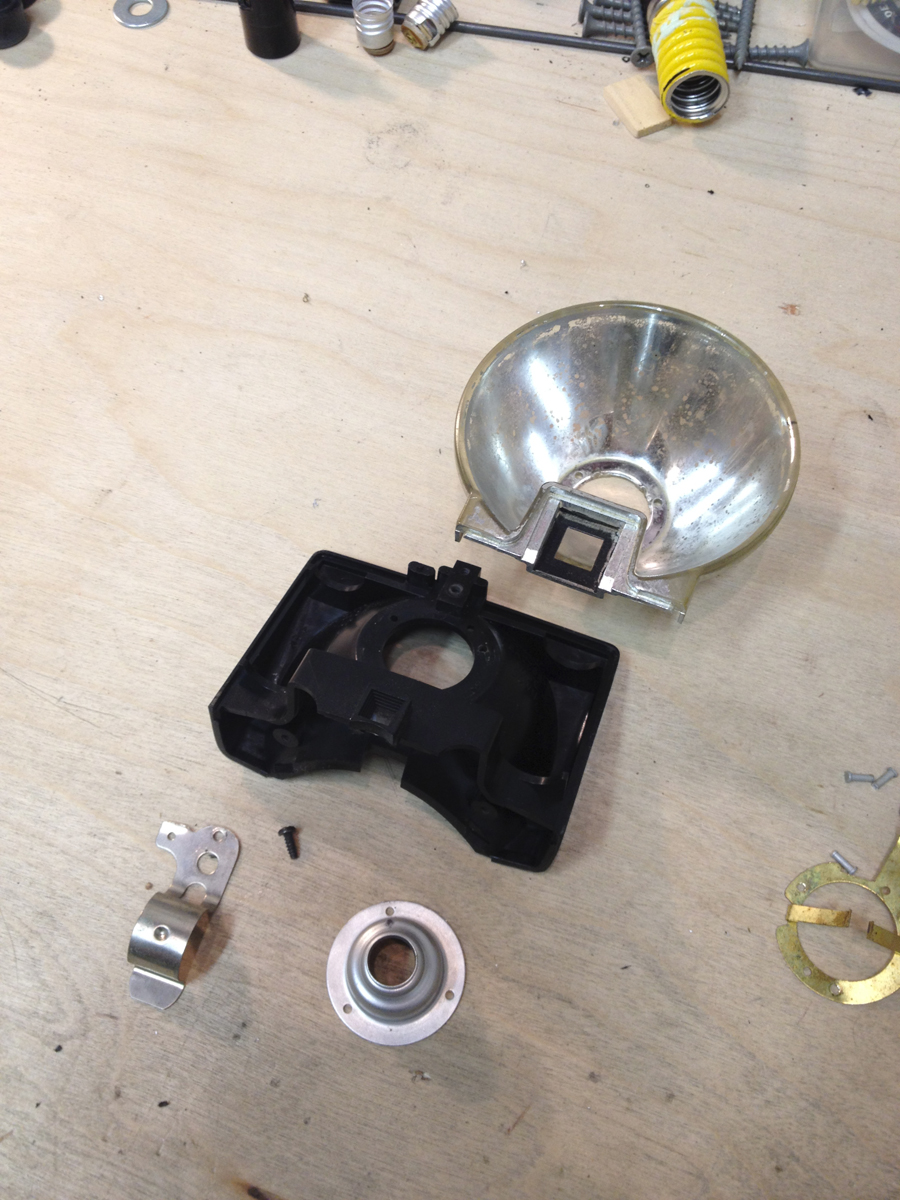 Picture of Camera Disassembly