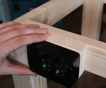 Making Jigsaw Power Control