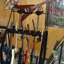 Guitar Rack from Plantstand