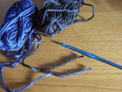 Crochet Soles Easy Peasy...!