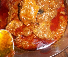 RENDANG: the Spicy Food From Indonesia