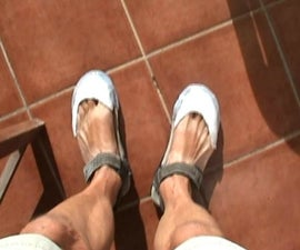 Shoes to Fit Feet - the Difficult Ones