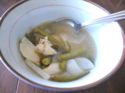 Chicken Sinigang