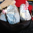 DIY Vacuum Packing (a.k.a the Poor Man's Spacebag)