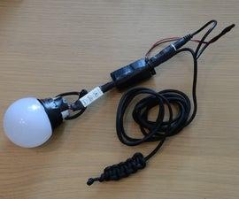 RGB LED Light Painting Spinner (Orb Creator)