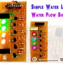 DIY-Simple Water Level Indicator With Water Flow Signal for  Just 50rs/1$