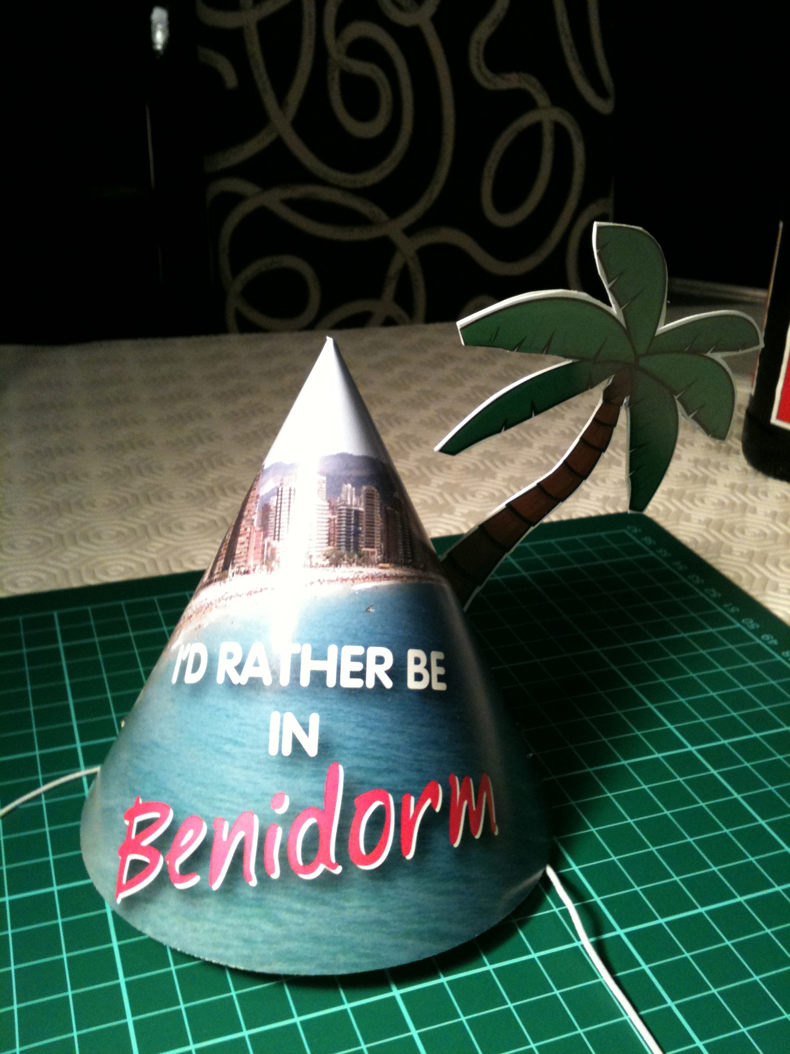 Picture of Personalised Party Hats