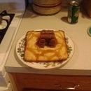 Cottage Pudding Cake