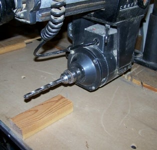 Features of a Radial Arm Saw