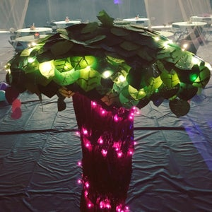 Light Up Party Tree