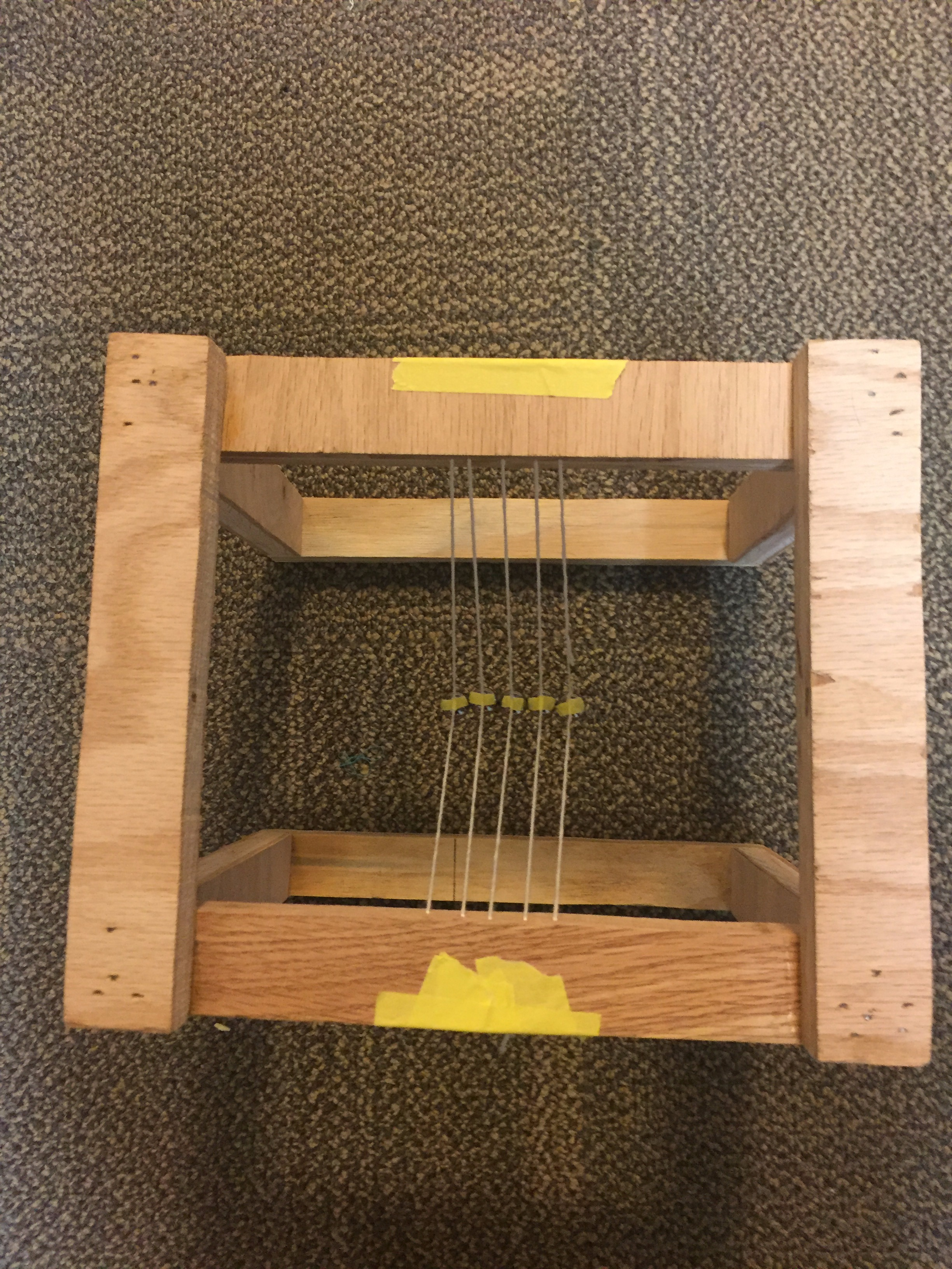 Picture of Fast and Easy Newton's Cradle