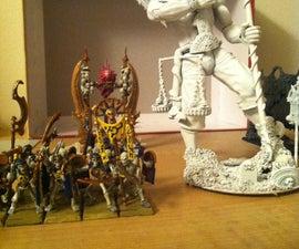 Tomb Kings - a Hierotitan Conversion