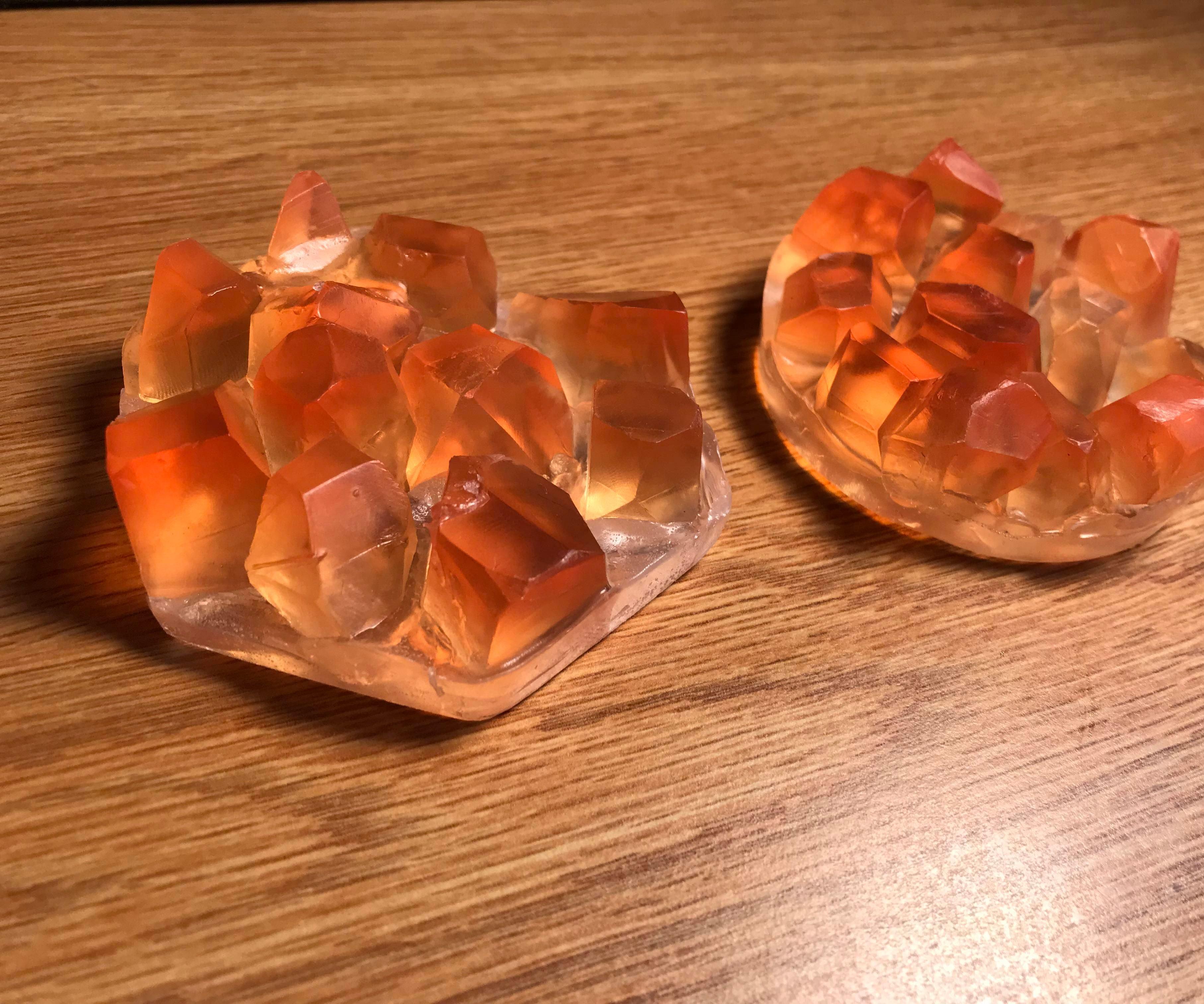 Gemstone Soap Bars