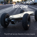 Torque: DIY All Terrain Electric Longboard