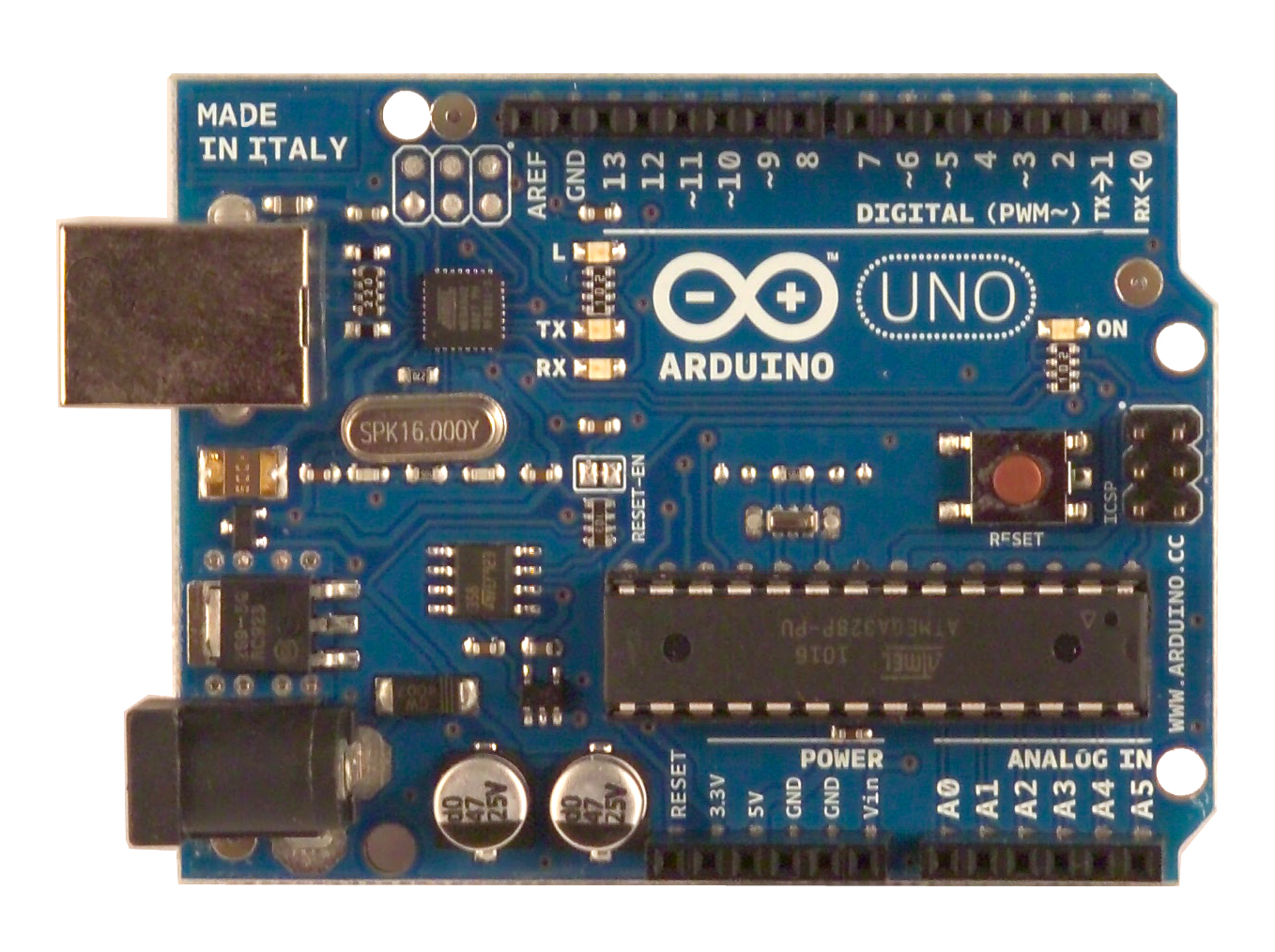 Picture of Arduino Control
