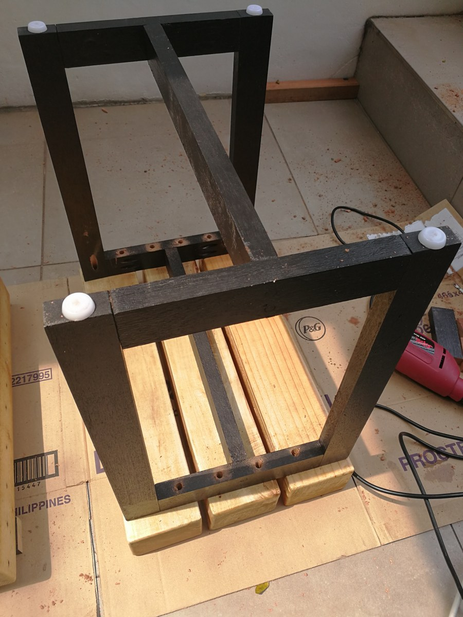Picture of Add the Pallet Beams