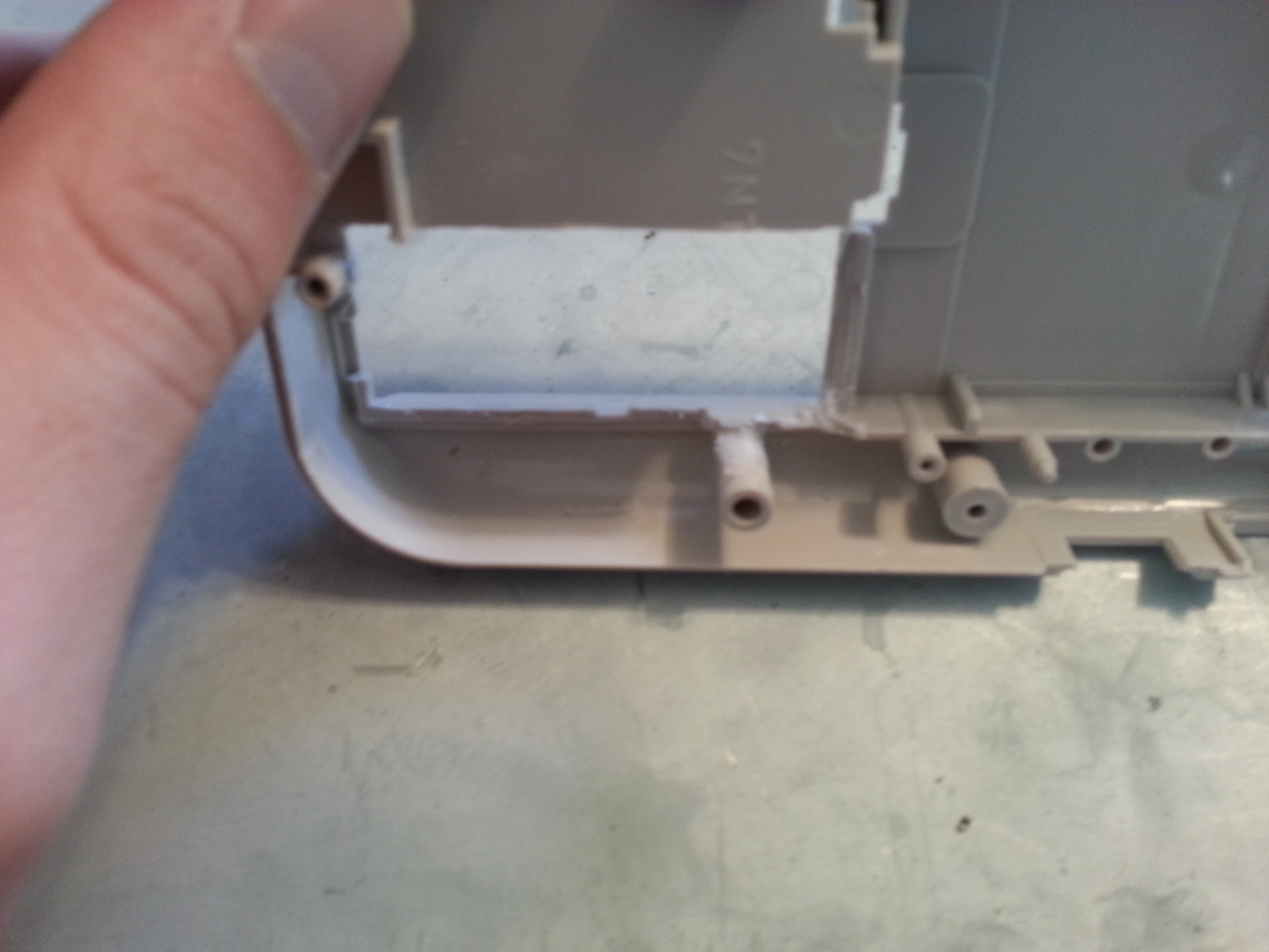 Picture of Wiimote Inside Game Boy