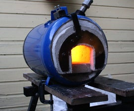 How to Make a Propane Forge