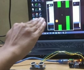 Flappy Bird Using Arduino and Processing