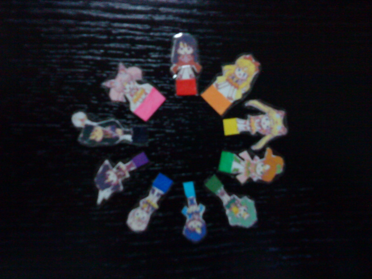 Picture of Sailor Moon Mixed Board Game