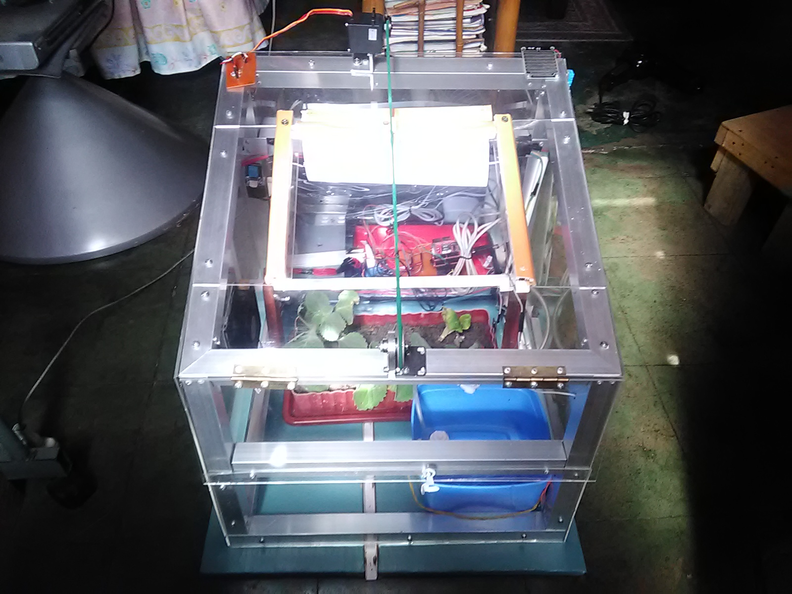 Picture of Project Assembly