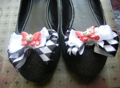 Shoe Clips: Dress It Up!