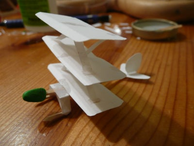 Flying a Plane and Unusual Designs
