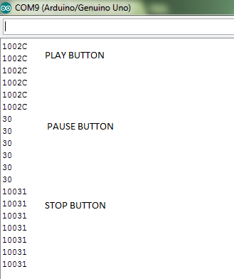 Picture of Get Hex Code for Your Remote Buttons.