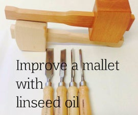 Linseed Oil Mallet