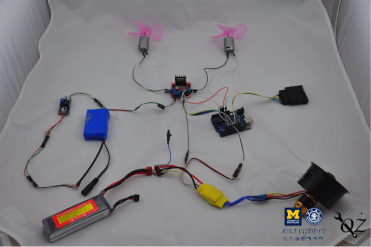 Picture of Join the Remote Control Circuit