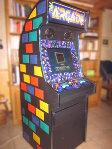 How to Build an Arcade Machine in 4 Minutes