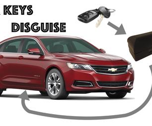 Car Key Disguise!
