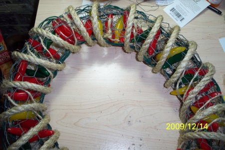 Rope for Decorating Your Wreath