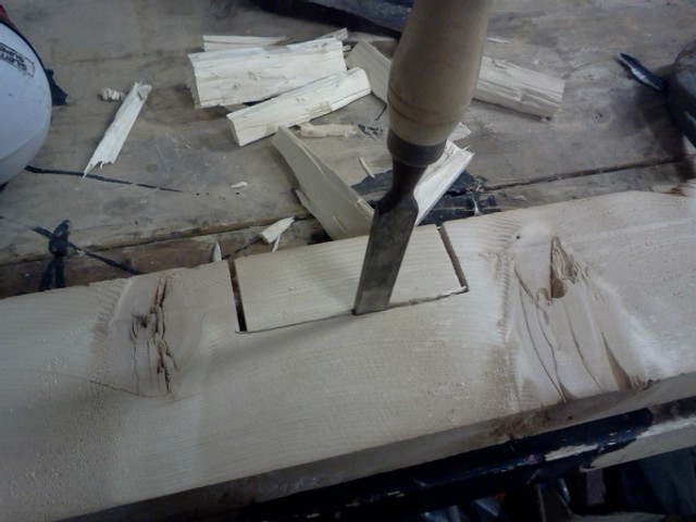 Picture of Notch End Boards