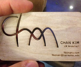 DIY- your business cards
