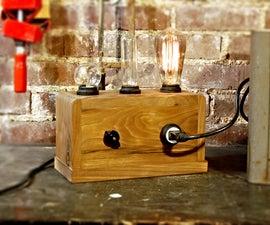 Vintage Dim Bulb Tester