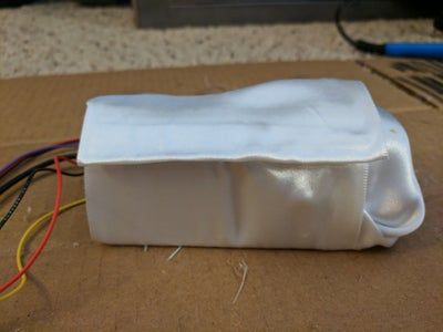 Attaching Electronics to Collar