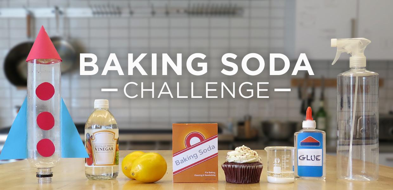 Baking Soda Challenge 2017