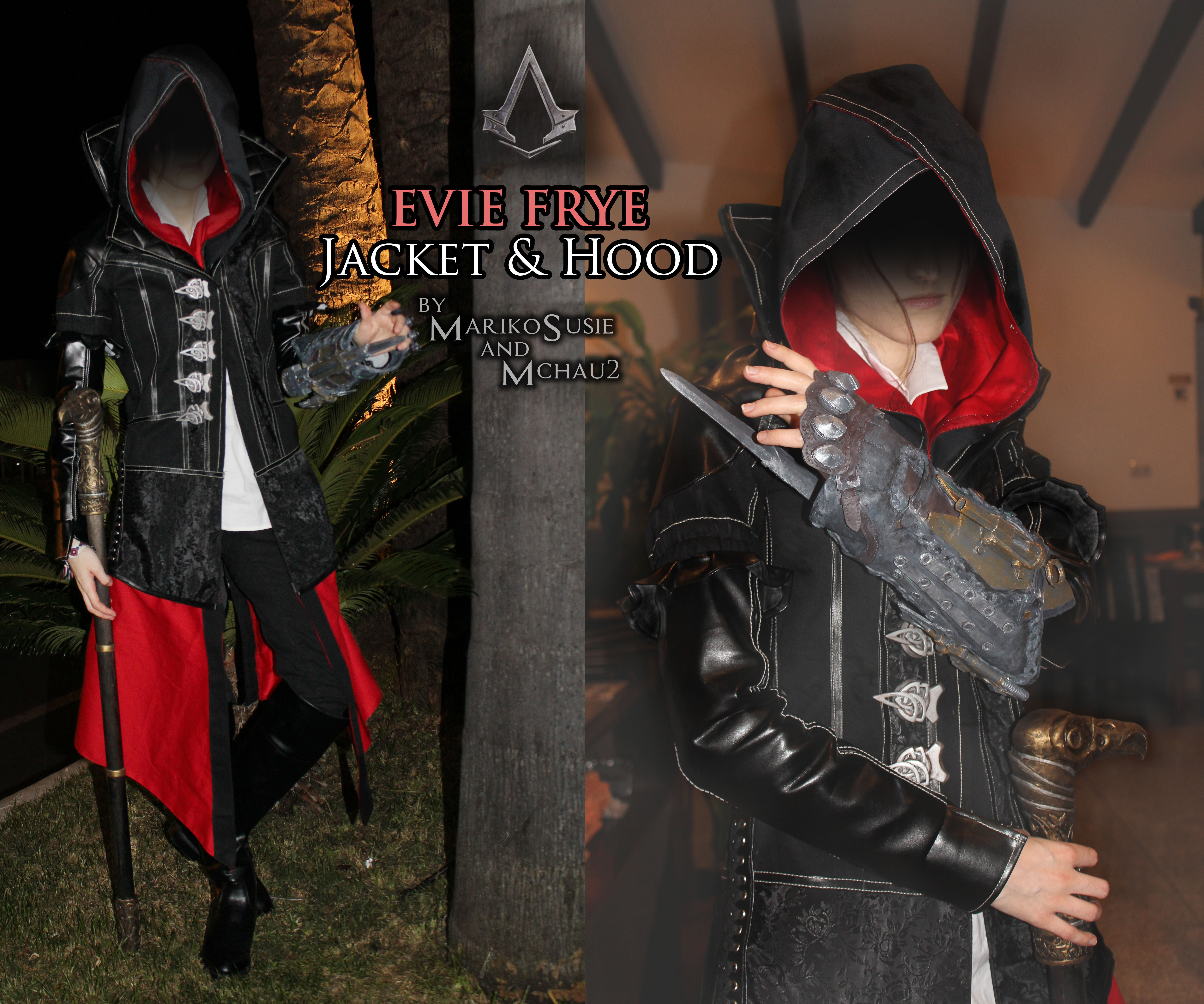 Ac Syndicate Evie Frye Jacket 12 Steps With Pictures