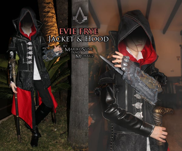 AC Syndicate Evie Frye Jacket