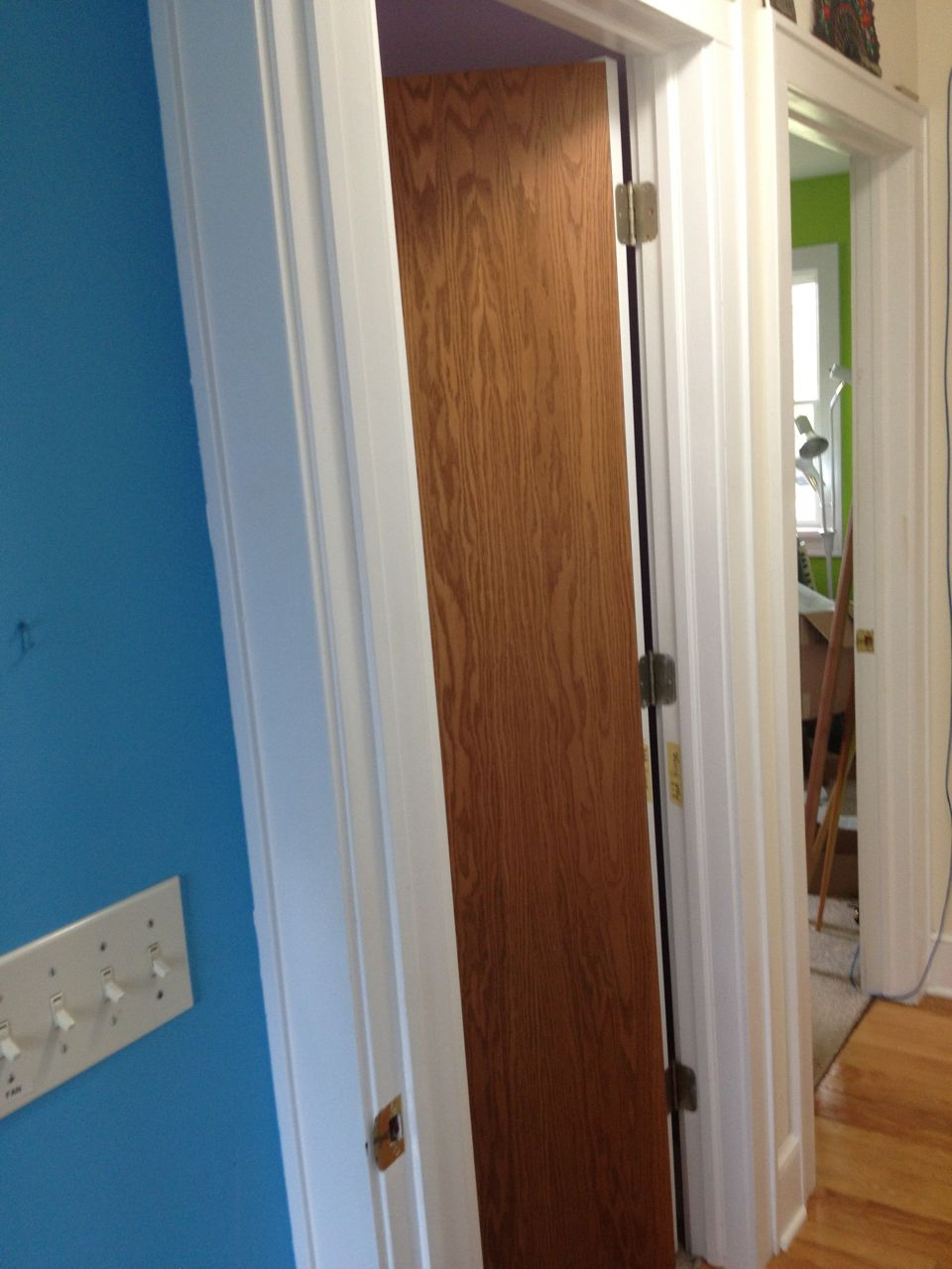 Picture of Place and Mark New Door
