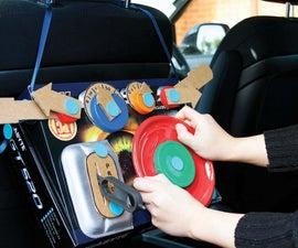 Makedo Back-seat Dashboard