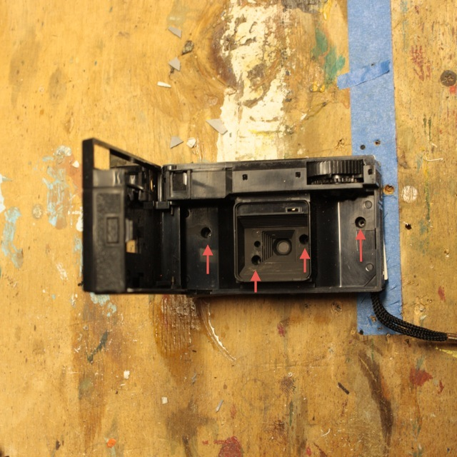 Picture of Instamatic Tear Down