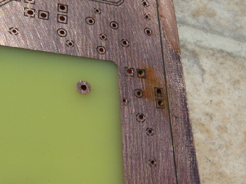 Picture of Plated Through Holes