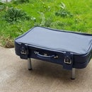 Vintage Suitcase Coffee Table